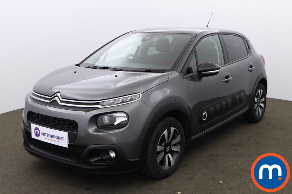 Citroen C3 1.2 PureTech 83 Flair Plus 5dr - Stock Number 1165490 Passenger side front corner