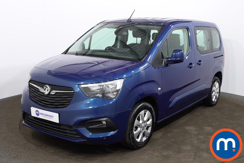 Vauxhall Combo Life 1.5 Turbo D 130 Energy 5dr Auto - Stock Number 1166012 Passenger side front corner