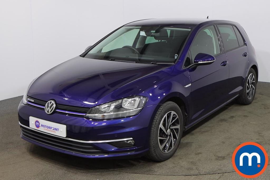 Volkswagen Golf 1.5 TSI EVO Match 5dr - Stock Number 1166026 Passenger side front corner
