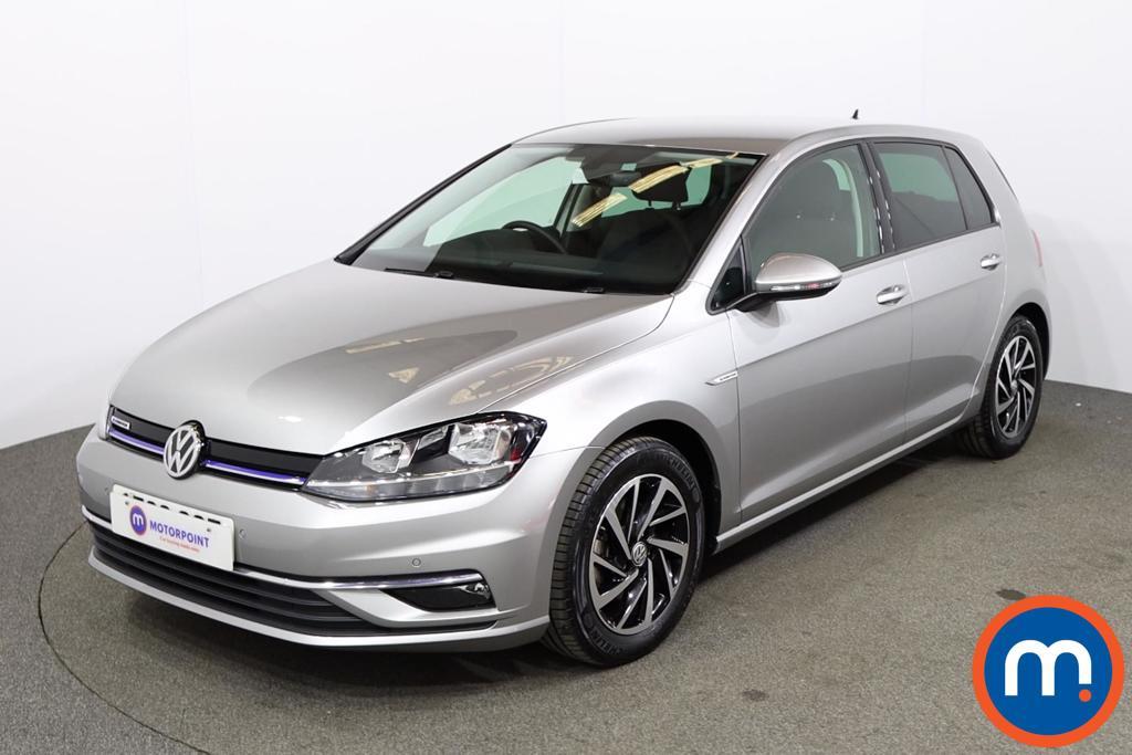 Volkswagen Golf 1.5 TSI EVO Match 5dr - Stock Number 1166043 Passenger side front corner