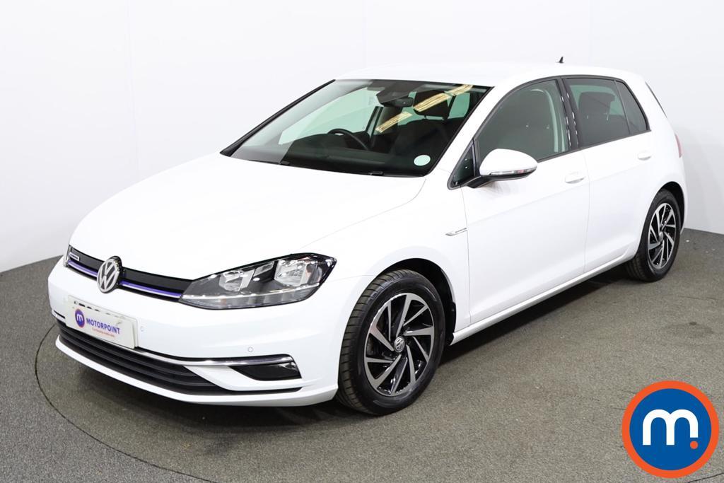 Volkswagen Golf 1.5 TSI EVO Match 5dr - Stock Number 1166045 Passenger side front corner