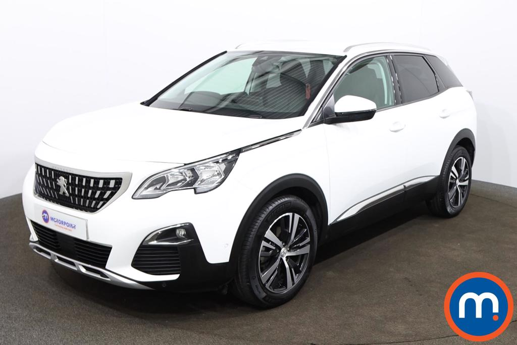 Peugeot 3008 1.2 PureTech Allure 5dr EAT8 - Stock Number 1166813 Passenger side front corner