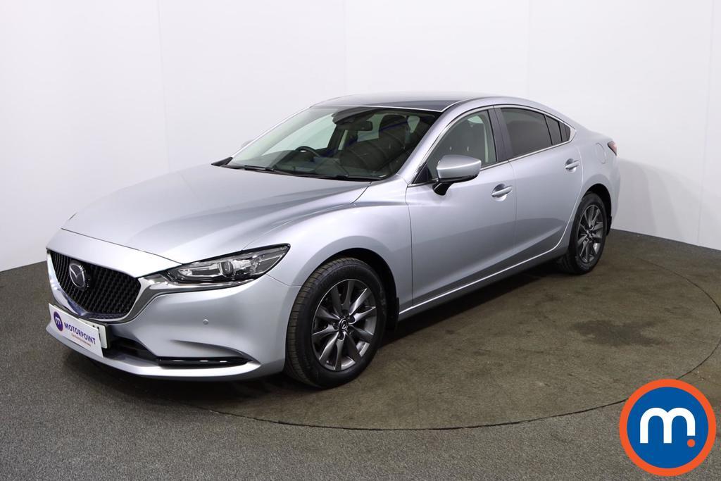 Mazda 6 2.0 SE-L Nav-Plus 4dr Auto - Stock Number 1167163 Passenger side front corner