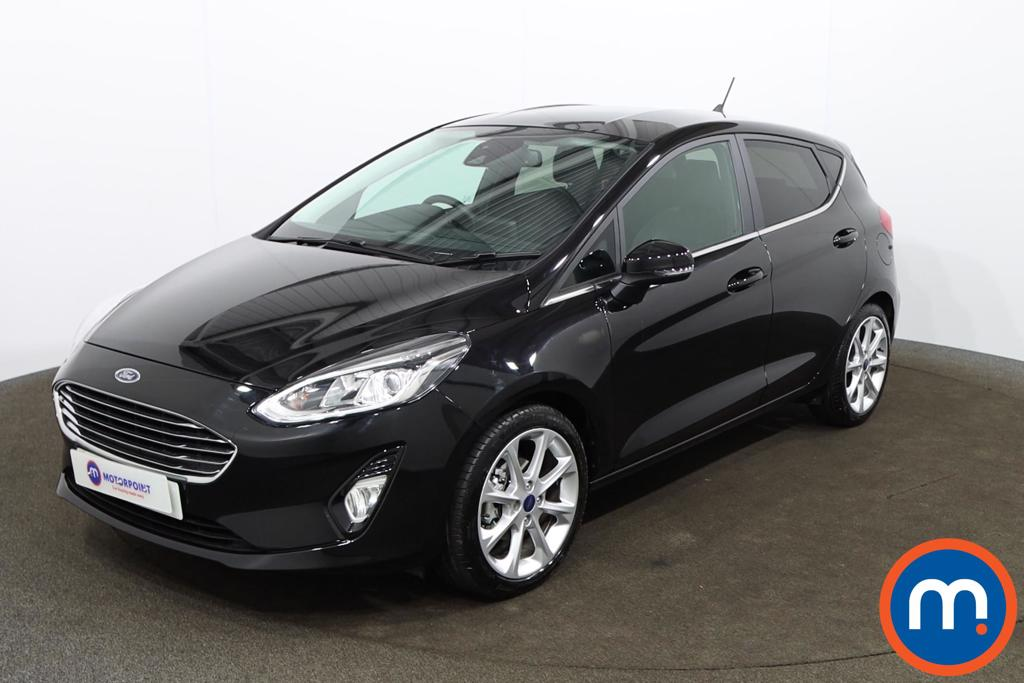 Ford Fiesta 1.0 EcoBoost 125 Titanium X 5dr Auto [7 Speed] - Stock Number 1167503 Passenger side front corner