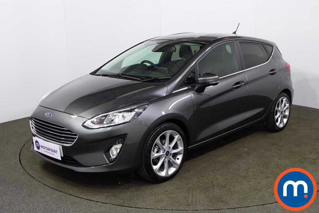 Ford Fiesta 1.0 EcoBoost 125 Titanium X 5dr Auto [7 Speed] - Stock Number 1167535 Passenger side front corner