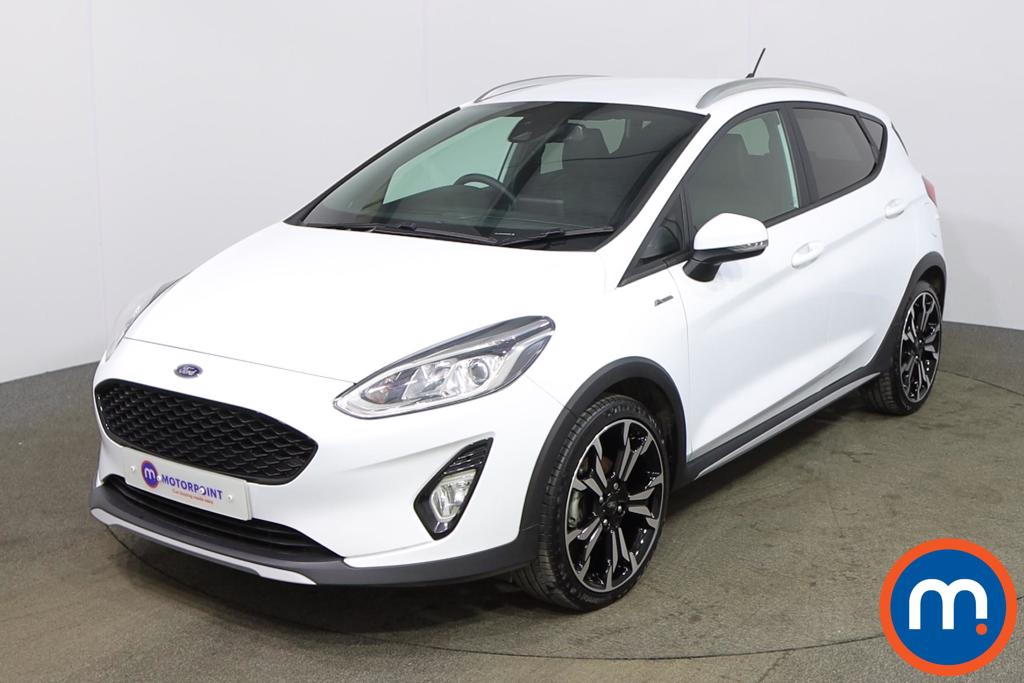 Ford Fiesta 1.0 EcoBoost 95 Active X Edition 5dr - Stock Number 1165453 Passenger side front corner