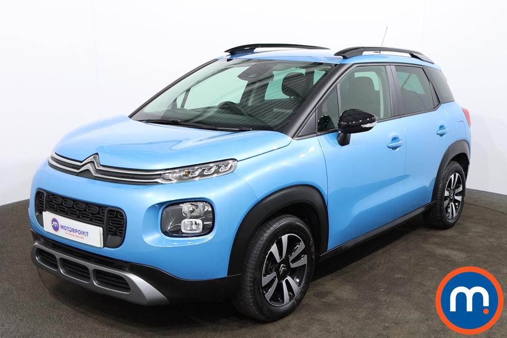Citroen C3 Aircross 1.2 PureTech 110 Feel 5dr [6 speed] - Stock Number 1165485 Passenger side front corner
