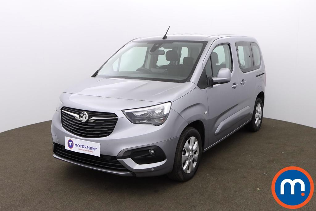 Vauxhall Combo Life 1.5 Turbo D 130 Energy 5dr Auto - Stock Number 1166010 Passenger side front corner