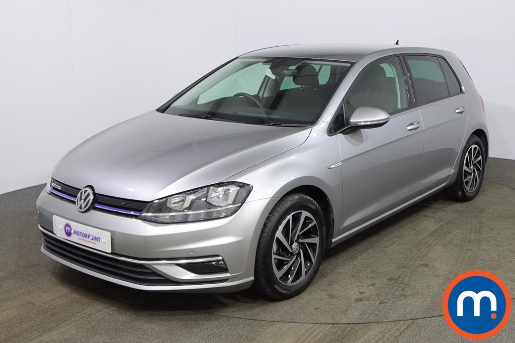 Volkswagen Golf 1.5 TSI EVO Match 5dr - Stock Number 1166040 Passenger side front corner