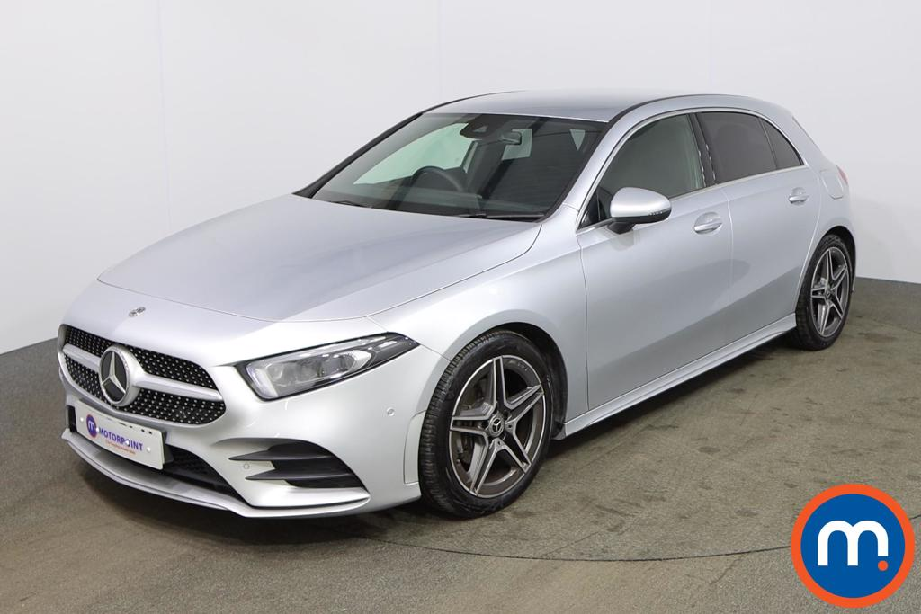 Mercedes-Benz A Class A200 AMG Line Executive 5dr Auto - Stock Number 1166442 Passenger side front corner
