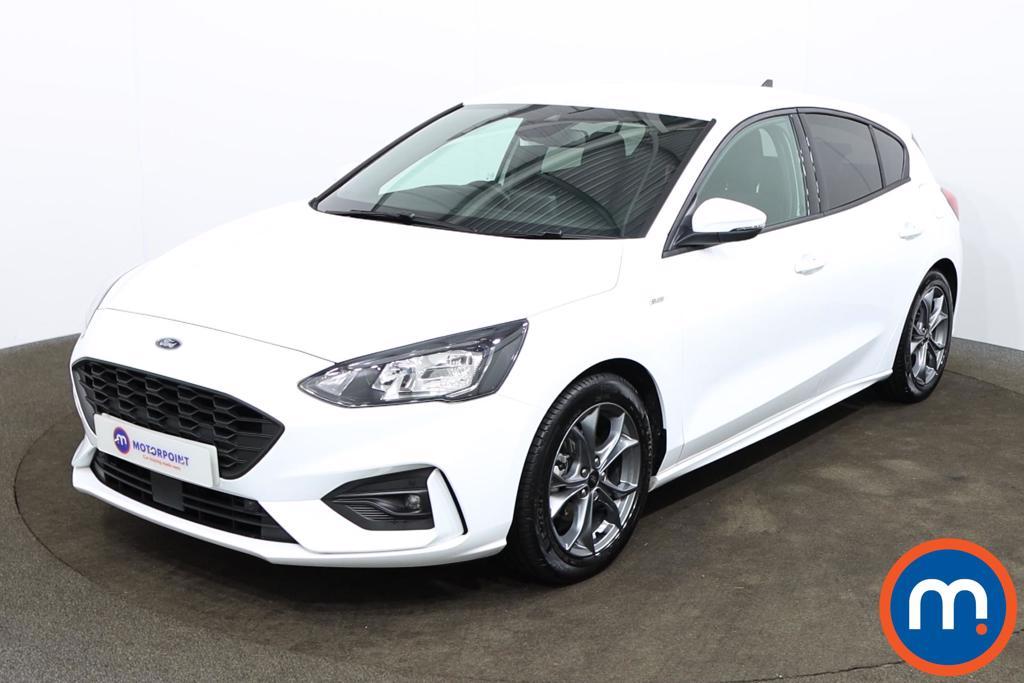 Ford Focus 1.0 EcoBoost Hybrid mHEV 125 ST-Line Edition 5dr - Stock Number 1167840 Passenger side front corner