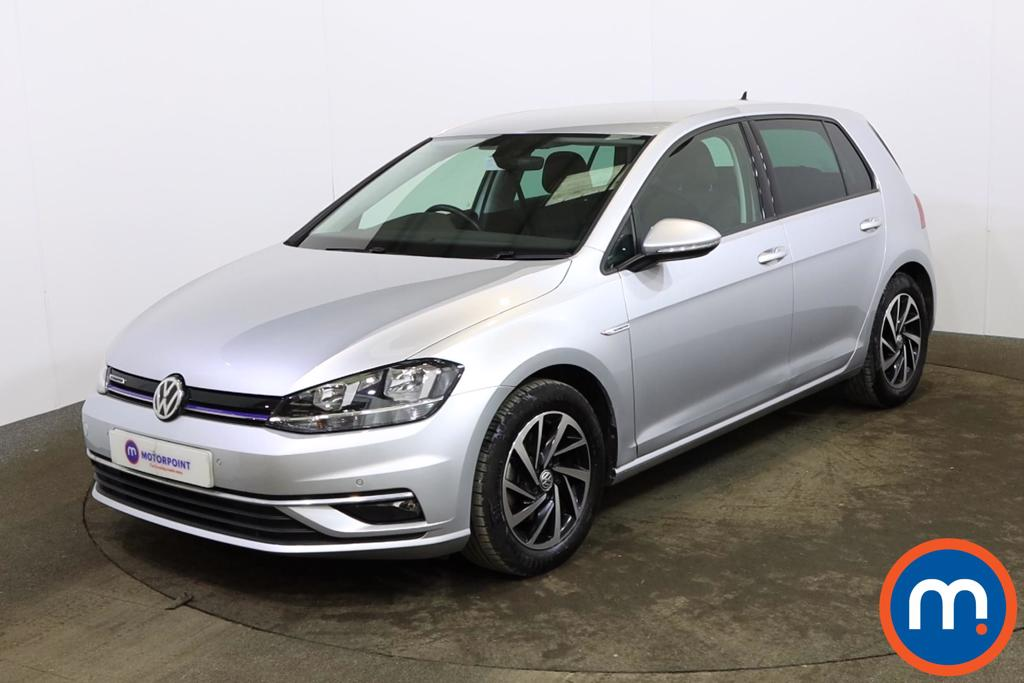 Volkswagen Golf 1.5 TSI EVO Match 5dr - Stock Number 1168121 Passenger side front corner