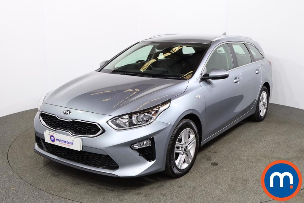 KIA Ceed 1.6 CRDi ISG 2 5dr - Stock Number 1164073 Passenger side front corner