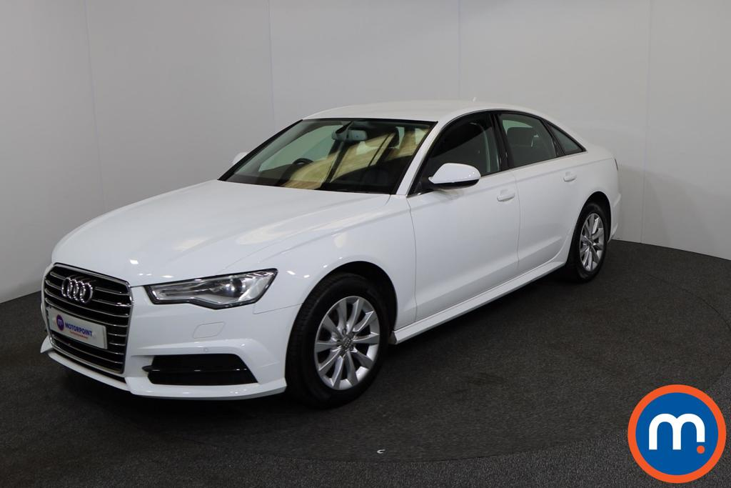 Audi A6 2.0 TDI Ultra SE Executive 4dr S Tronic - Stock Number 1164826 Passenger side front corner