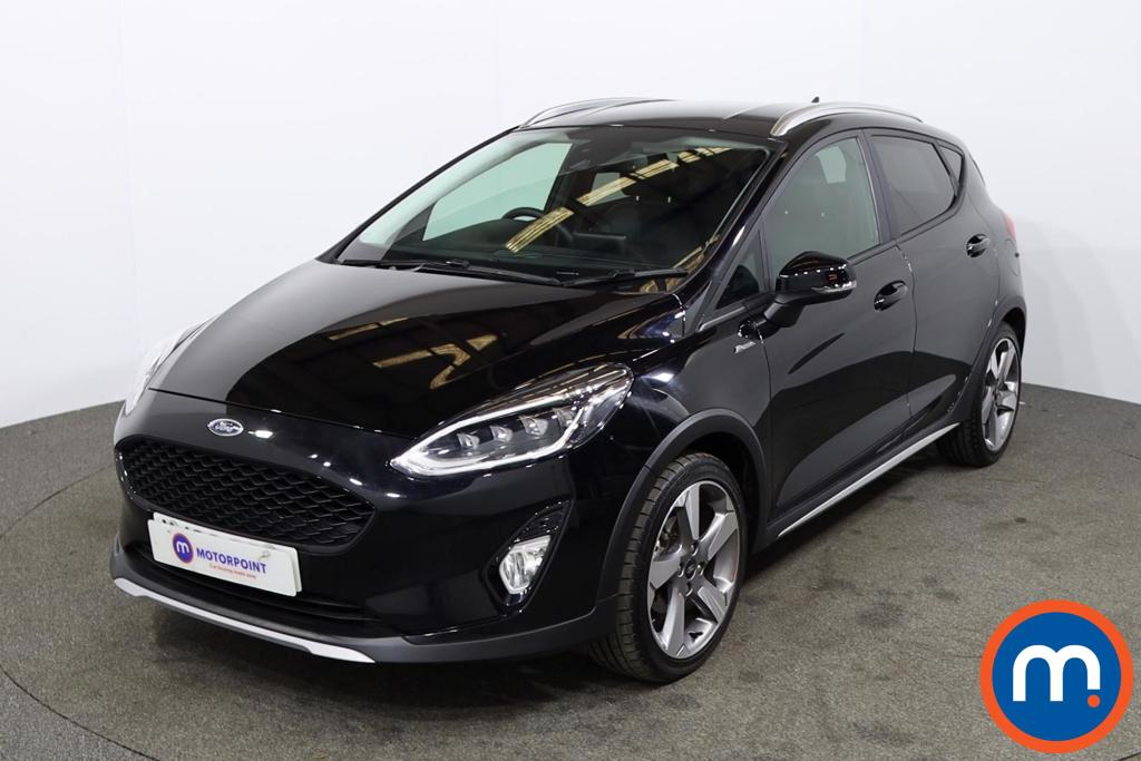 Ford Fiesta 1.0 EcoBoost Active X 5dr Auto - Stock Number 1165014 Passenger side front corner