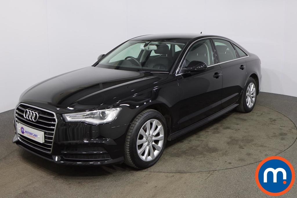 Audi A6 2.0 TDI Ultra SE Executive 4dr S Tronic - Stock Number 1166576 Passenger side front corner