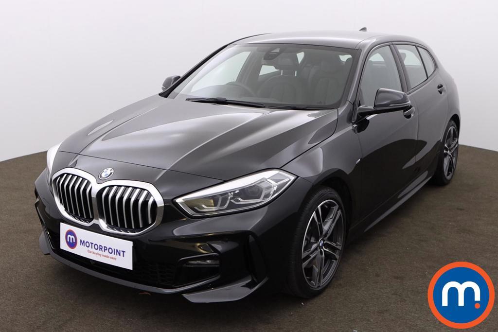 BMW 1 Series 118i M Sport 5dr Step Auto - Stock Number 1167074 Passenger side front corner