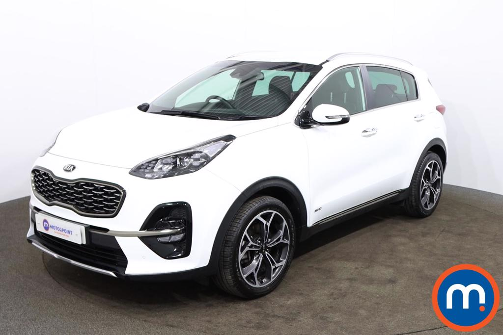 KIA Sportage 1.6T GDi ISG GT-Line 5dr DCT Auto [AWD] - Stock Number 1167182 Passenger side front corner