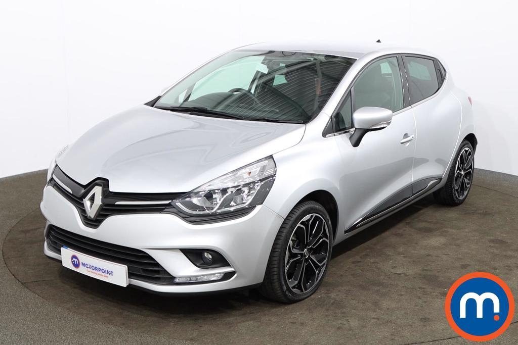 Renault Clio 0.9 TCE 90 Iconic 5dr - Stock Number 1167781 Passenger side front corner