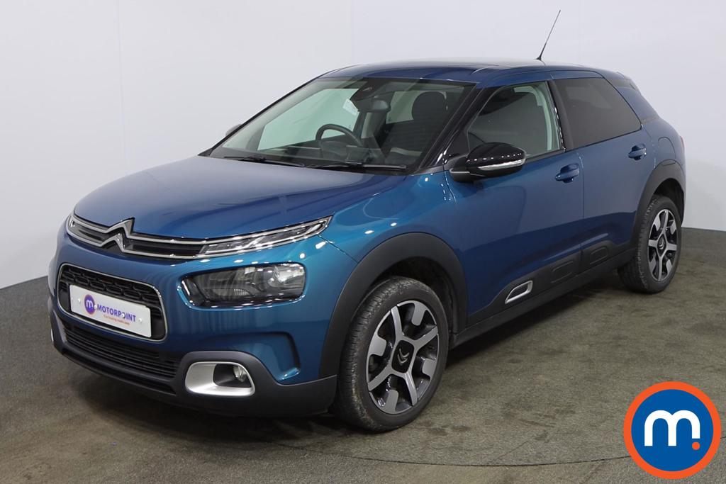 Citroen C4 Cactus 1.2 PureTech Flair 5dr [6 Speed] - Stock Number 1165526 Passenger side front corner