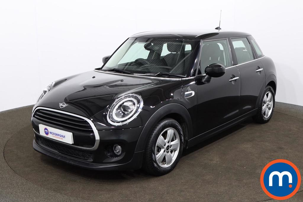 Mini Hatchback 1.5 Cooper Classic II 5dr Auto - Stock Number 1165685 Passenger side front corner