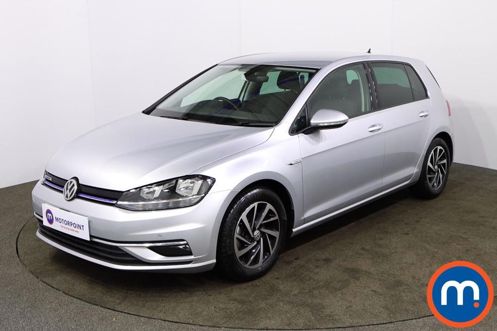 Volkswagen Golf 1.5 TSI EVO Match 5dr - Stock Number 1166025 Passenger side front corner
