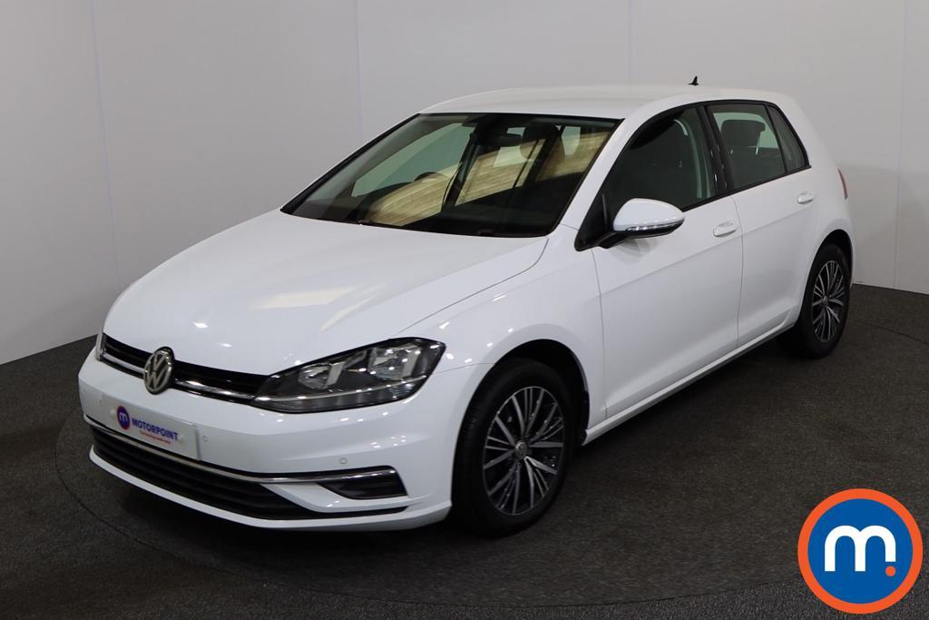 Volkswagen Golf 1.6 TDI SE [Nav] 5dr DSG - Stock Number 1166659 Passenger side front corner