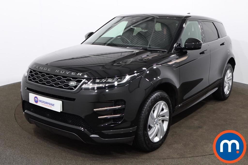 Land Rover Range Rover Evoque 2.0 D180 R-Dynamic S 5dr Auto - Stock Number 1167697 Passenger side front corner