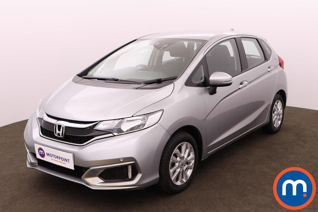 Honda Jazz 1.3 i-VTEC SE 5dr - Stock Number 1153293 Passenger side front corner