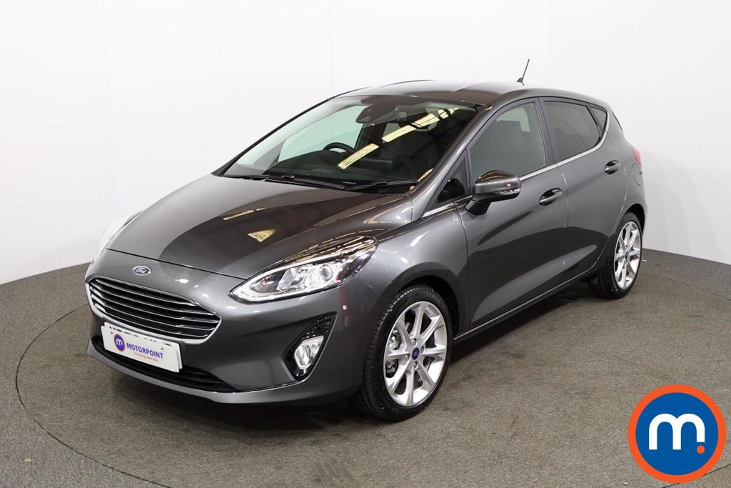Ford Fiesta 1.0 EcoBoost 125 Titanium X 5dr Auto [7 Speed] - Stock Number 1163679 Passenger side front corner
