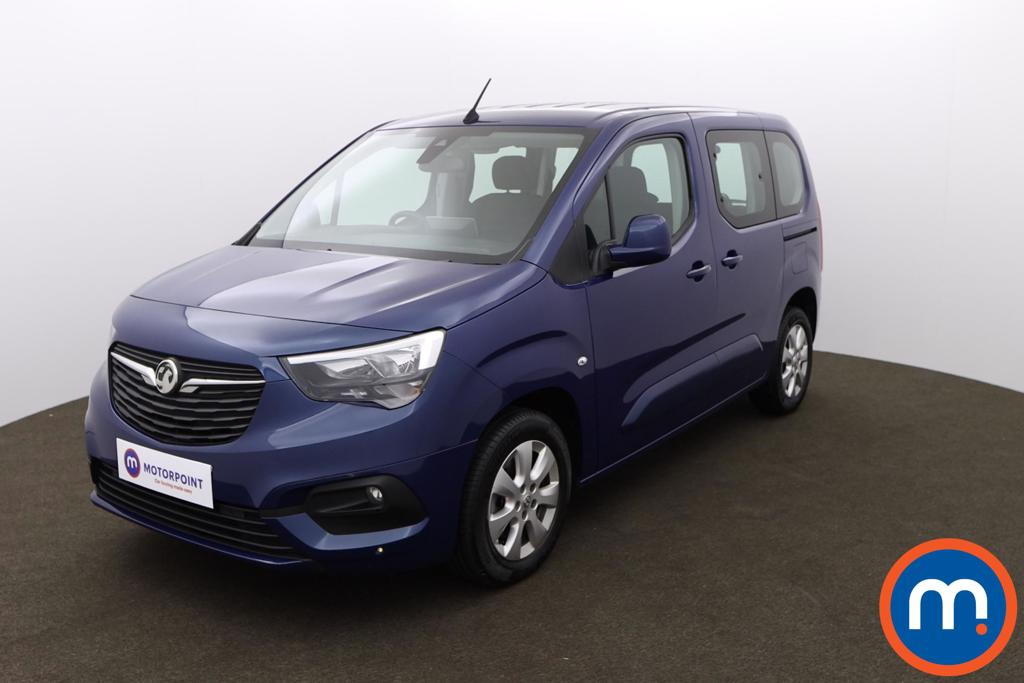 Vauxhall Combo Life 1.5 Turbo D 130 Energy 5dr Auto - Stock Number 1166008 Passenger side front corner