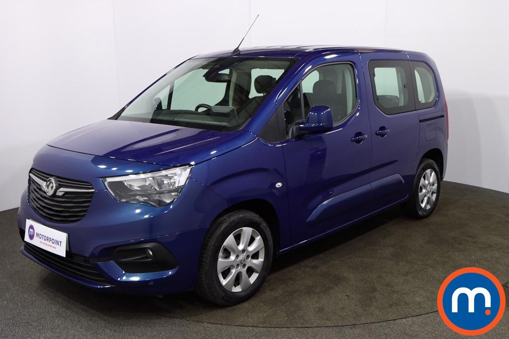 Vauxhall Combo Life 1.5 Turbo D 130 Energy 5dr Auto - Stock Number 1166009 Passenger side front corner