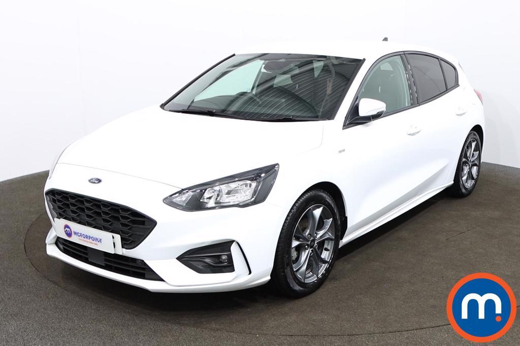 Ford Focus 1.0 EcoBoost Hybrid mHEV 125 ST-Line Edition 5dr - Stock Number 1167835 Passenger side front corner