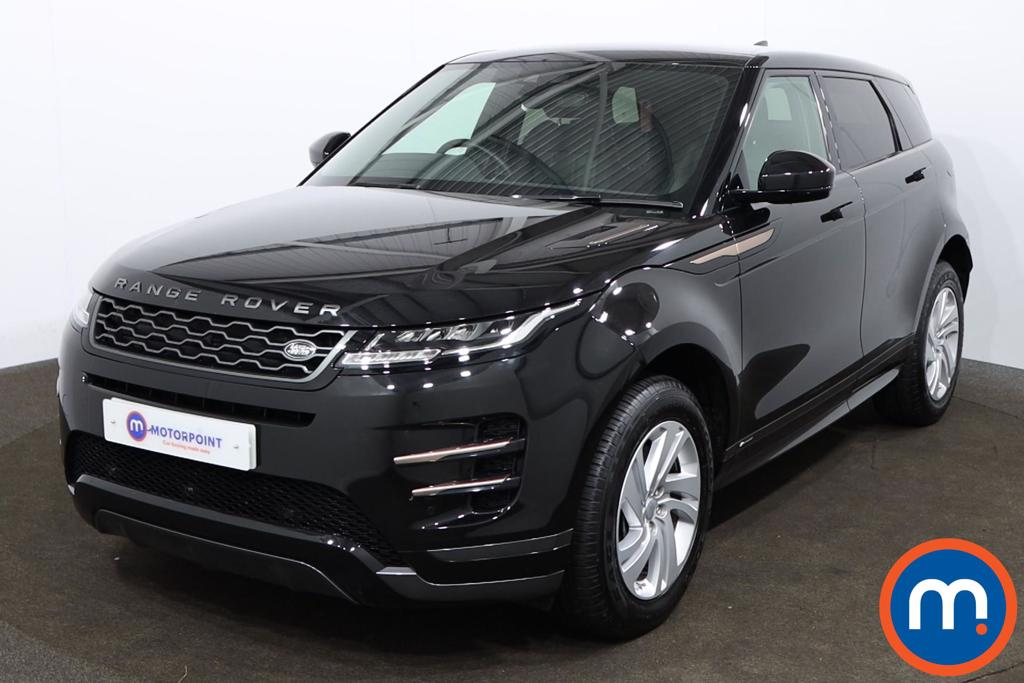 Land Rover Range Rover Evoque 2.0 D180 R-Dynamic S 5dr Auto - Stock Number 1167958 Passenger side front corner