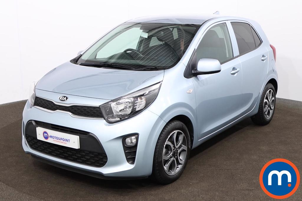 KIA Picanto 1.0 Wave 5dr - Stock Number 1168775 Passenger side front corner