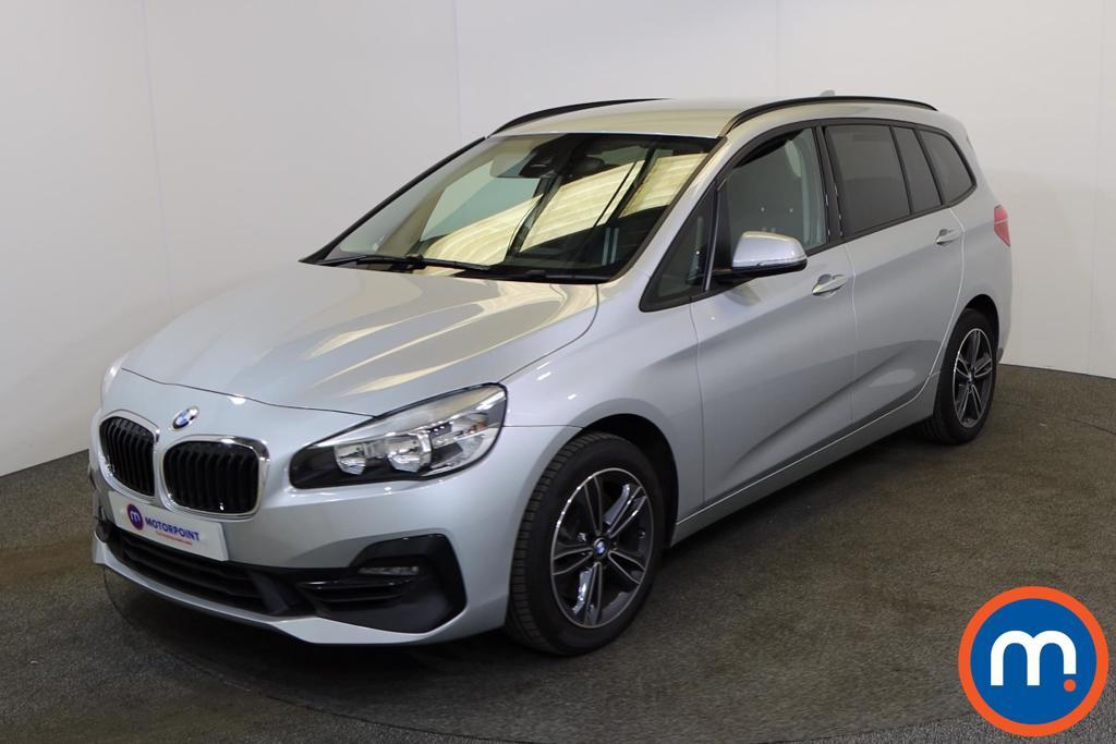 BMW 2 Series 220i Sport 5dr DCT - Stock Number 1139676 Passenger side front corner