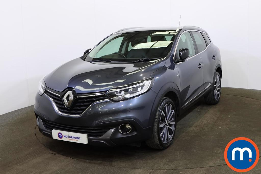 Renault Kadjar 1.2 TCE Signature Nav 5dr - Stock Number 1158606 Passenger side front corner