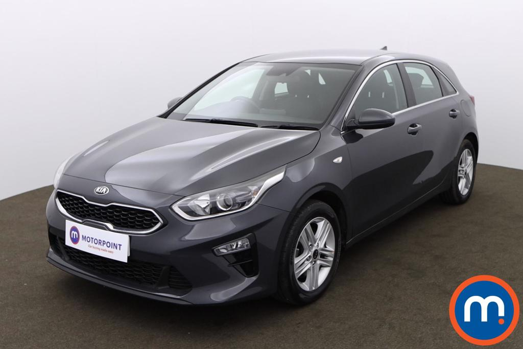 KIA Ceed 1.0T GDi ISG 2 5dr - Stock Number 1164100 Passenger side front corner