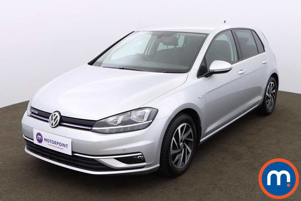 Volkswagen Golf 1.5 TSI EVO Match 5dr - Stock Number 1166039 Passenger side front corner