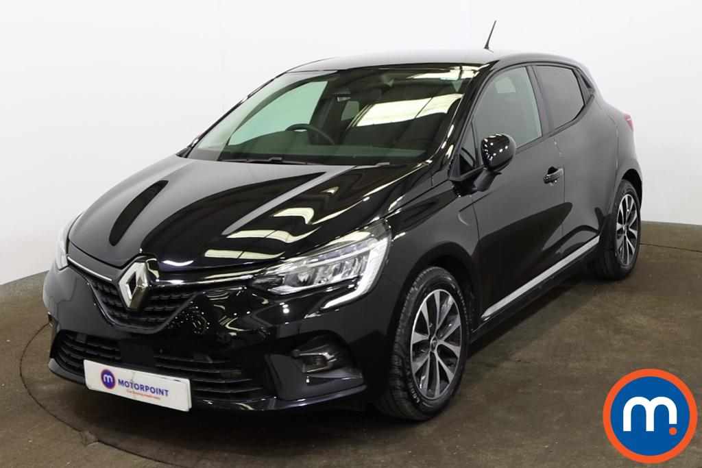 Renault Clio 1.0 TCe 100 Iconic 5dr - Stock Number 1165271 Passenger side front corner