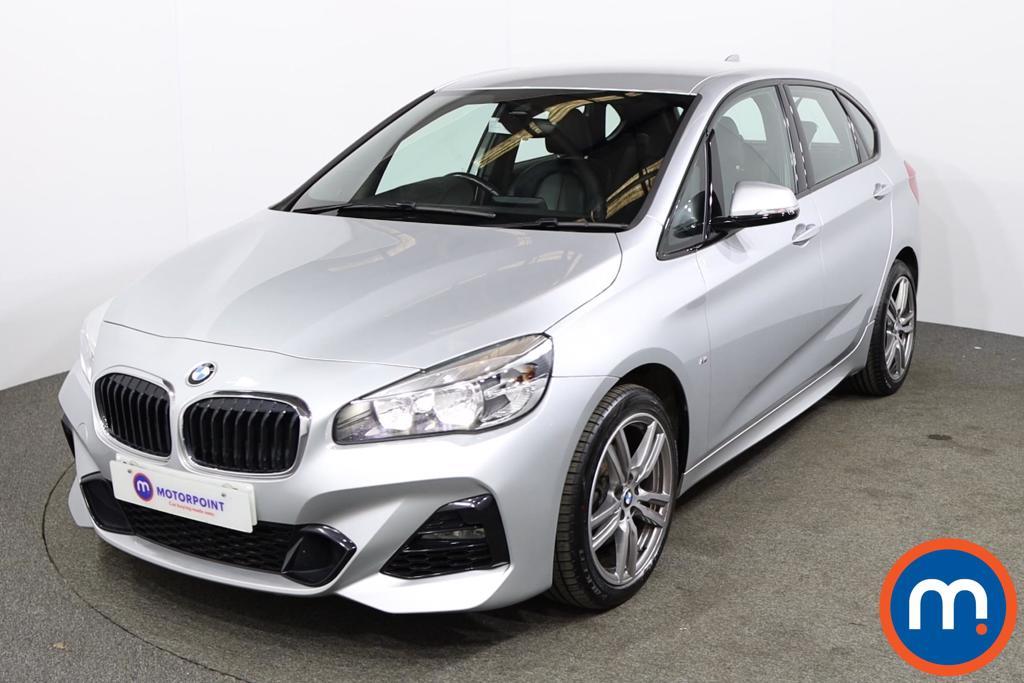 BMW 2 Series 218i M Sport 5dr - Stock Number 1166702 Passenger side front corner