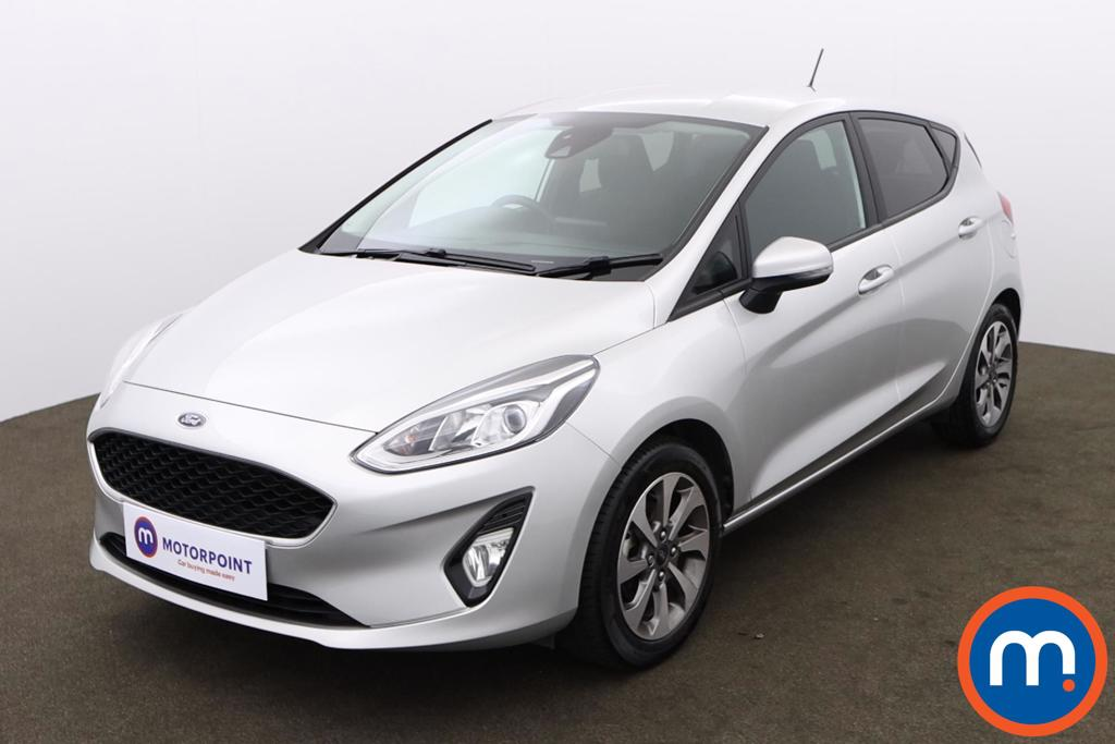 Ford Fiesta 1.1 Trend Navigation 5dr - Stock Number 1166770 Passenger side front corner
