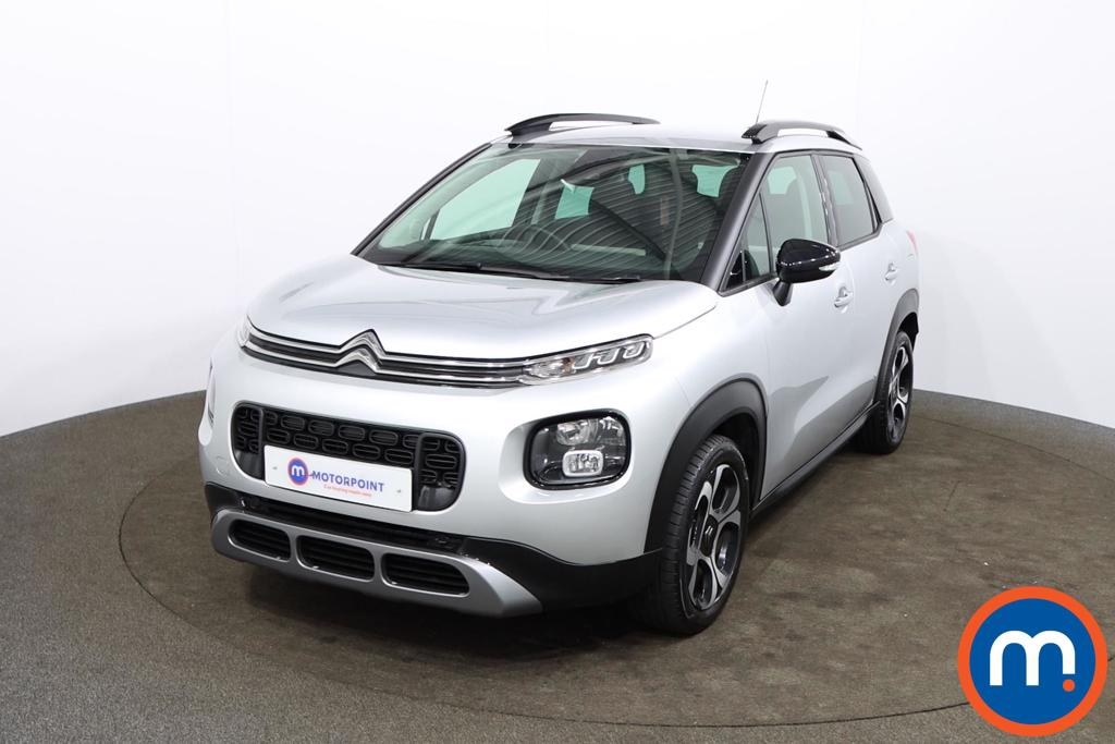 Citroen C3 Aircross 1.2 PureTech 110 Flair 5dr [6 speed] - Stock Number 1168203 Passenger side front corner