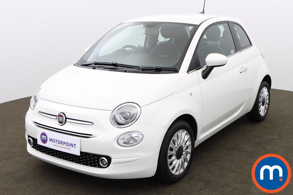 Fiat 500 1.2 Lounge 3dr Dualogic - Stock Number 1164962 Passenger side front corner