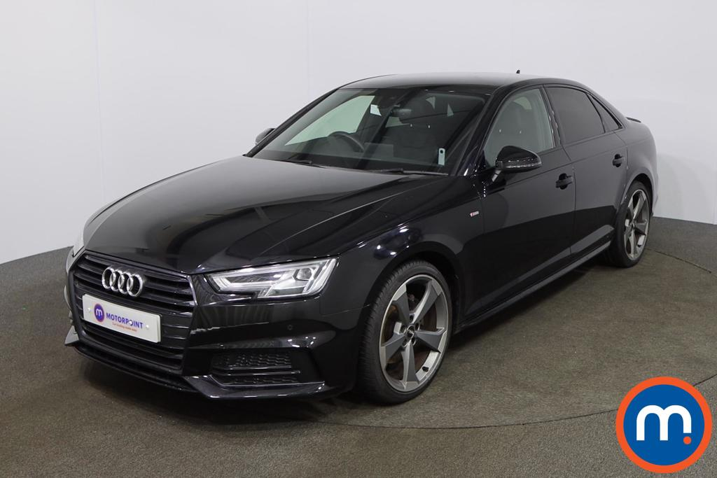 Audi A4 1.4T FSI Black Edition 4dr S Tronic - Stock Number 1165811 Passenger side front corner