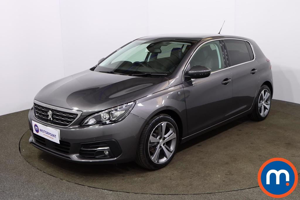 Peugeot 308 1.2 PureTech 130 Tech Edition 5dr - Stock Number 1166645 Passenger side front corner