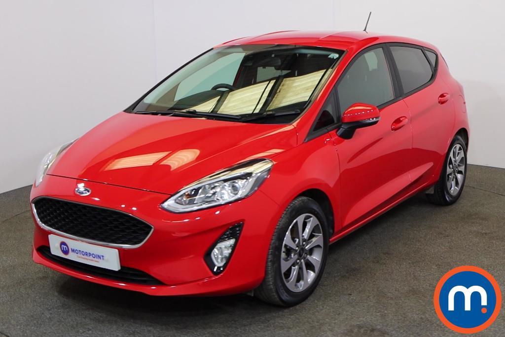Ford Fiesta 1.1 Trend Navigation 5dr - Stock Number 1166786 Passenger side front corner