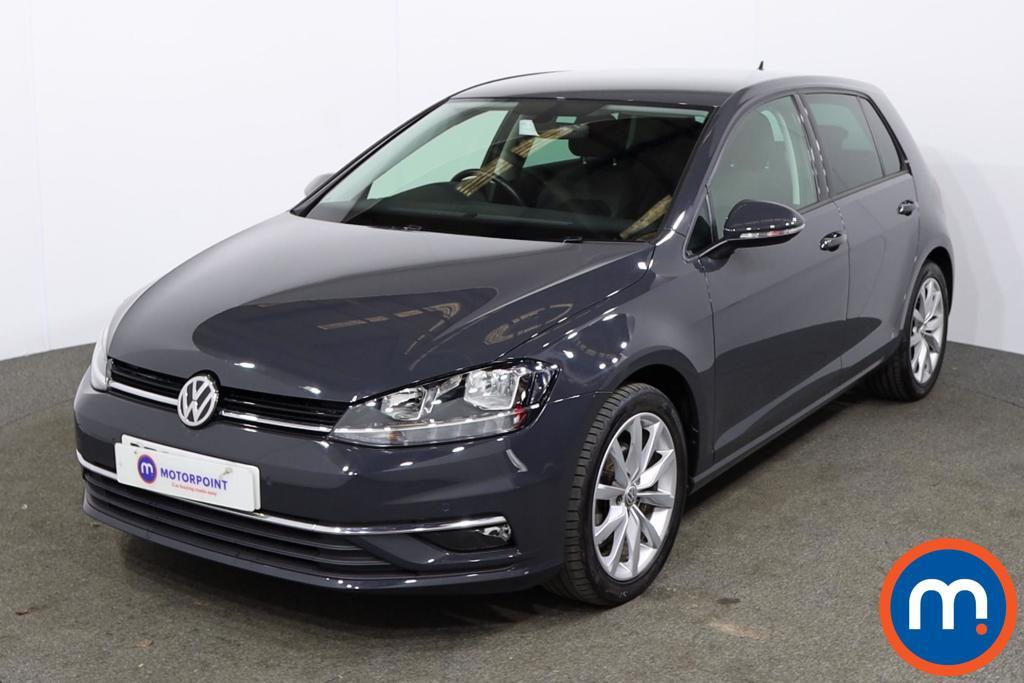 Volkswagen Golf 1.6 TDI GT 5dr - Stock Number 1167594 Passenger side front corner