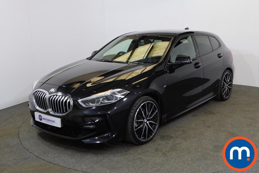BMW 1 Series 118i M Sport 5dr Step Auto - Stock Number 1167658 Passenger side front corner
