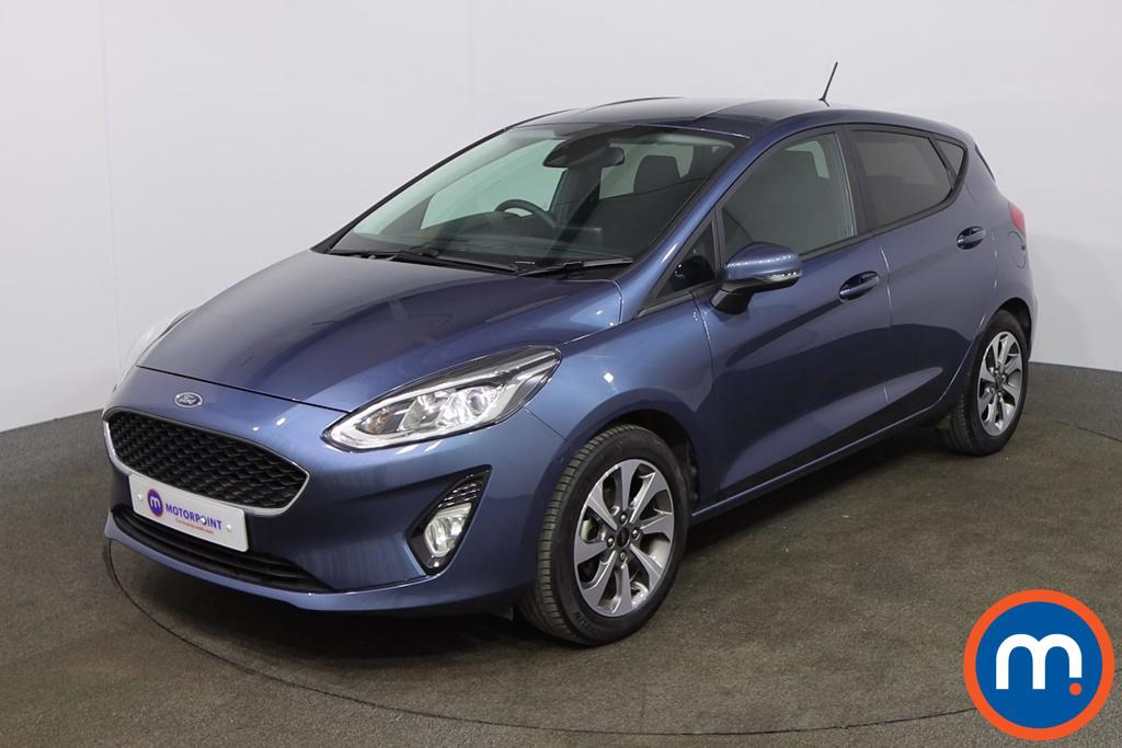 Ford Fiesta 1.1 Trend Navigation 5dr - Stock Number 1167685 Passenger side front corner